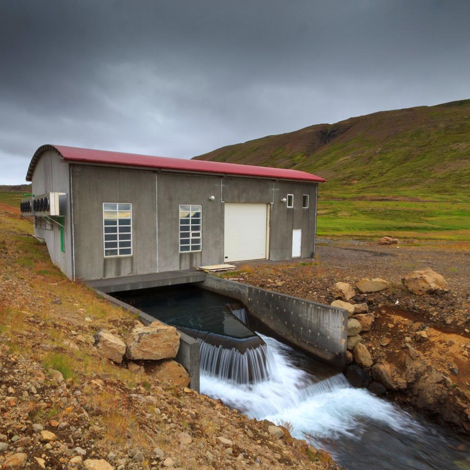Hydroelektryczność