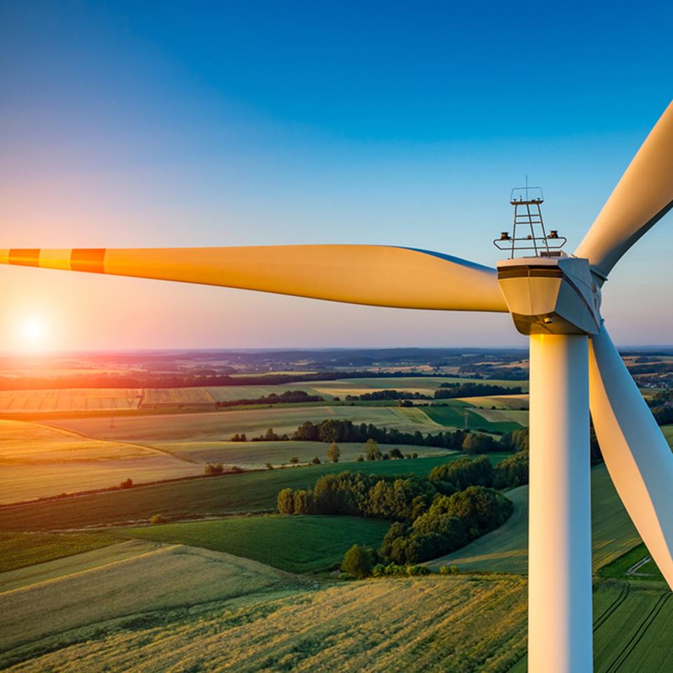 Energia wiatru na lądzie